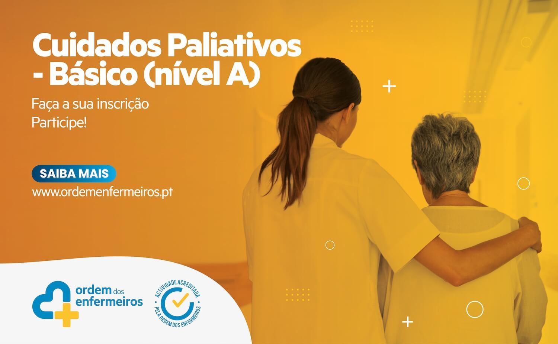 Cuidados Paliativos – Básico (Nível A)| (Disponível brevemente)